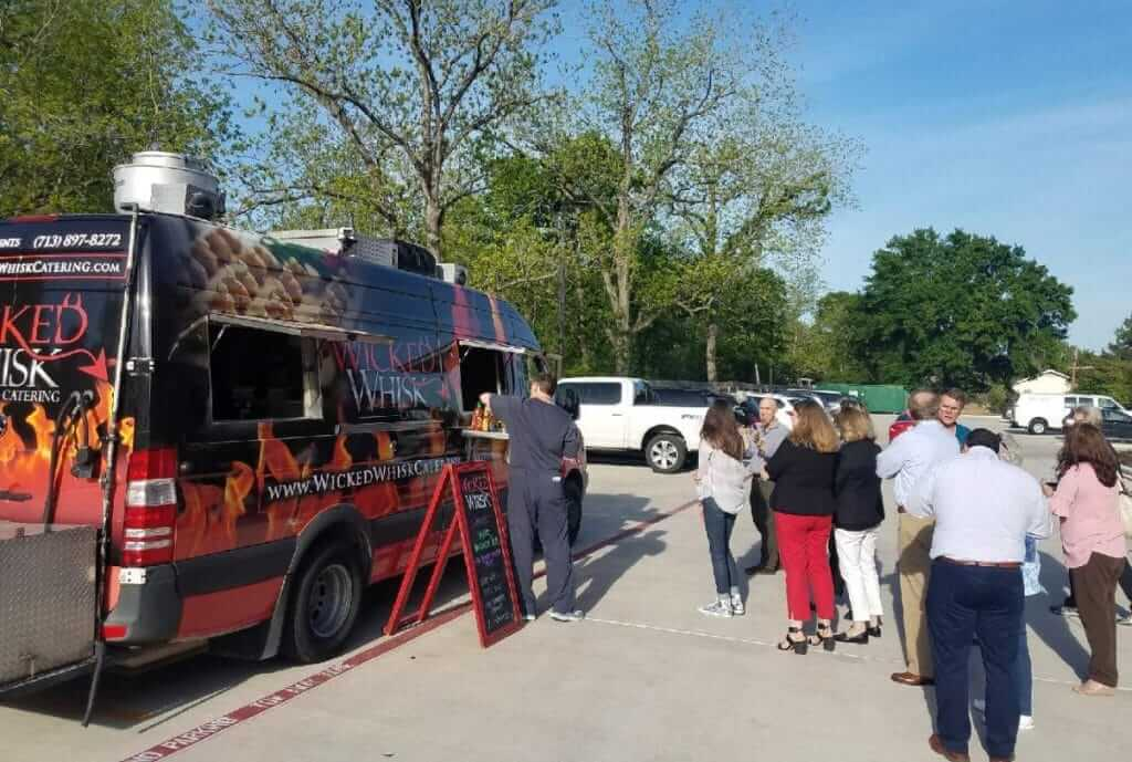 food truck rental for events