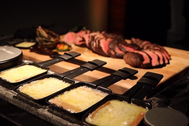 prime rib fondue full service catering