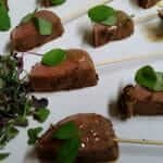 pork tenderloin wedding food full service catering