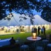 outdoor event catering and tent rental